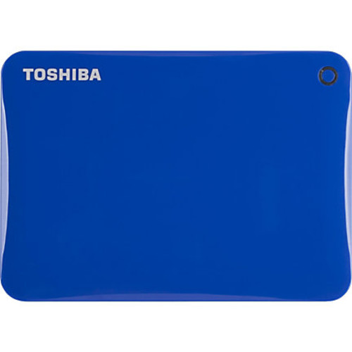 Toshiba Canvio Connect II 3 TB External Hard Drive
