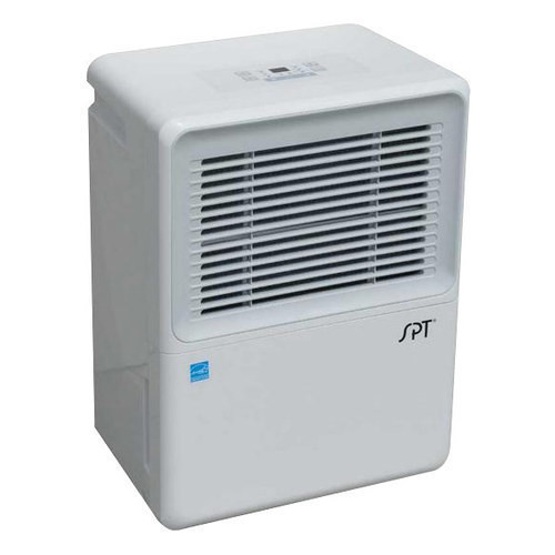 SPT - 30-Pint Dehumidifier - White