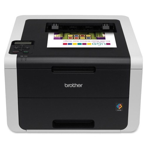 Brother HL-3170CDW LED Printer - Color - 2400 x 600 dpi Print - Plain Paper P...