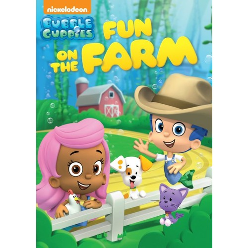 Bubble Guppies: Fun on the Farm [DVD]