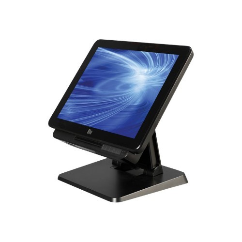 ELO Touch Solutions Touchcomputer X5-17 - All-in-one - 1 x Core i5 4590T / 2 GHz - RAM 4 GB - SSD 128 GB - HD Graphics 4600 - GigE - WLAN: 802.11b/g/n, Bluetooth 4.0 - Win 7 Pro 64-bit - monitor: LED 17