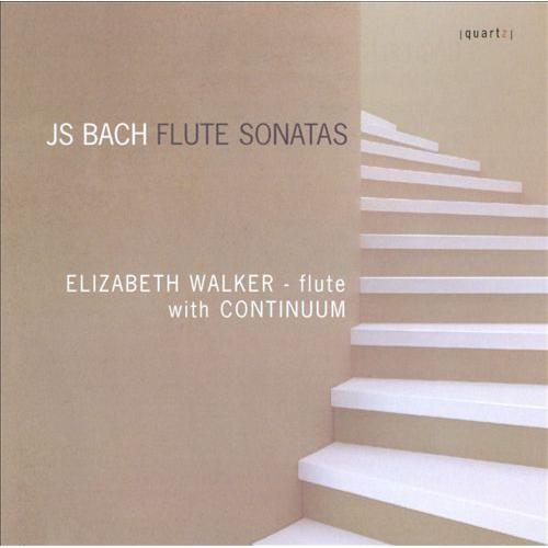Bach: Flute Sonatas [CD]