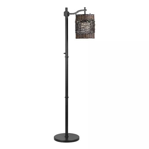 Kenroy Home 32144ORB Brent Outdoor Floor Lamp [Oil-rubbed Bronze]
