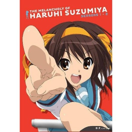 The Melancholy Of Haruhi Suzumiya: Seasons One And Two [DVD]