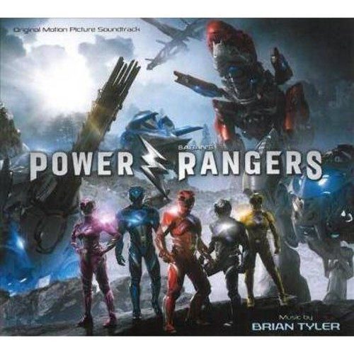 Brian Tyler - Power Rangers (Osc) (CD)