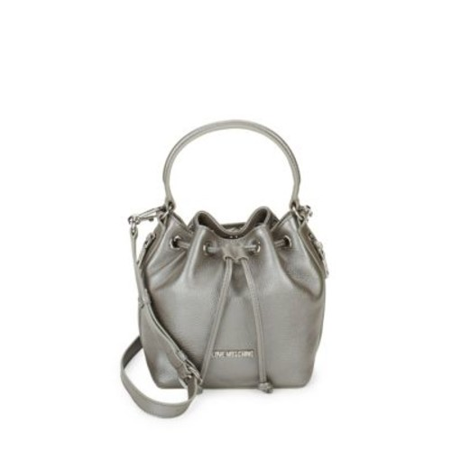 Love Moschino - Textured Bucket Bag