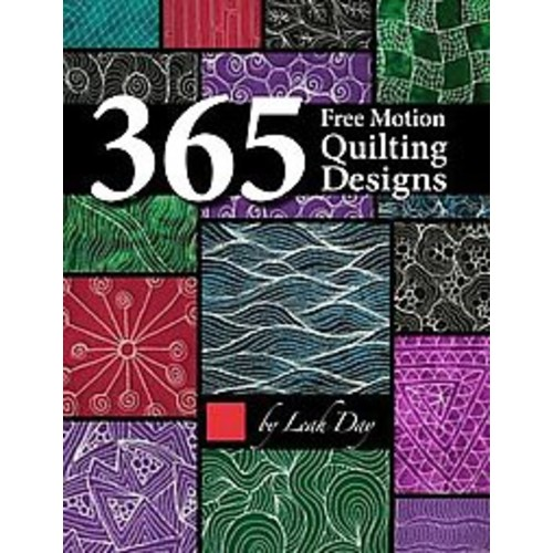 365 Free Motion Quilting Designs (Lay Flat Binding)