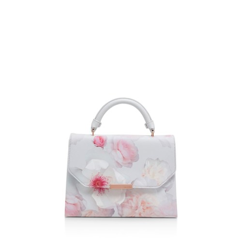 TED BAKER Caira Chelsea Print Small Satchel