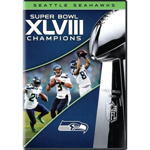 Seattle Seahawks: NFL Super Bowl XLVIII Champions (DVD)