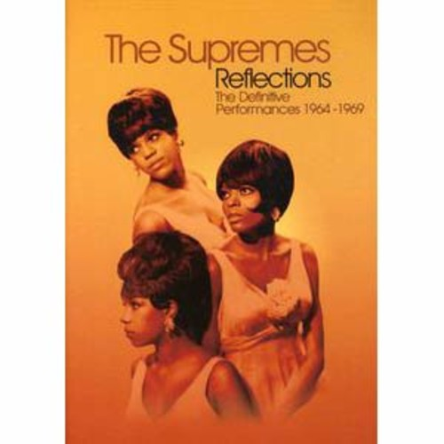 The Supremes: Reflections - The Definitive Performances 1964-1969 DD2/DTS-ESM