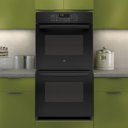 GE 27-inch Built-in Double Convection Wall Oven