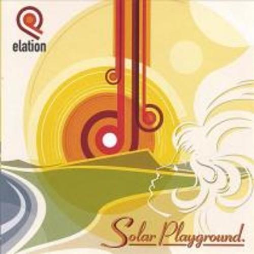 Solar Playground [CD]