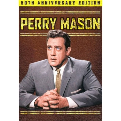 Perry Mason: 50th Anniversary Edition [4 Discs]