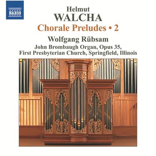 Helmut Walcha - Walcha: Chorale Preludes: Vol. 2