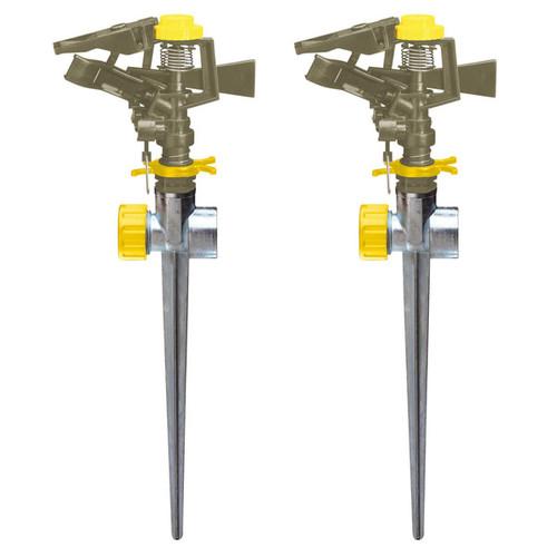 Nelson 50202 Pulsating Sprinkler Combo Pack