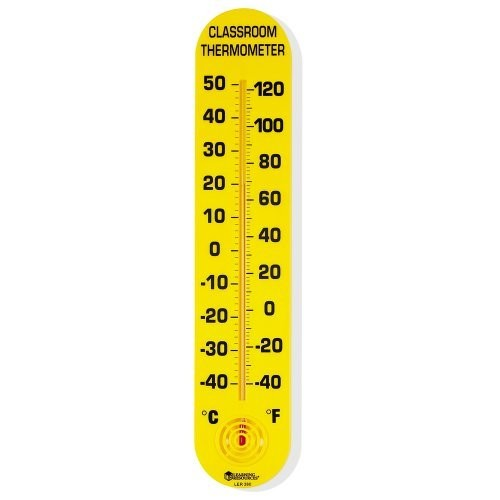 Learning Resources Classroom Thermometer [1]