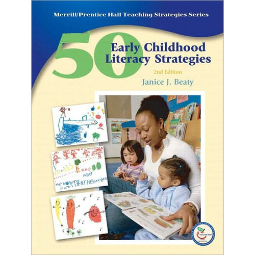 50 Early Childhood Literacy Strategies / Edition 2