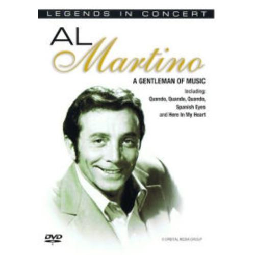 Al Martino: A Gentleman of Music