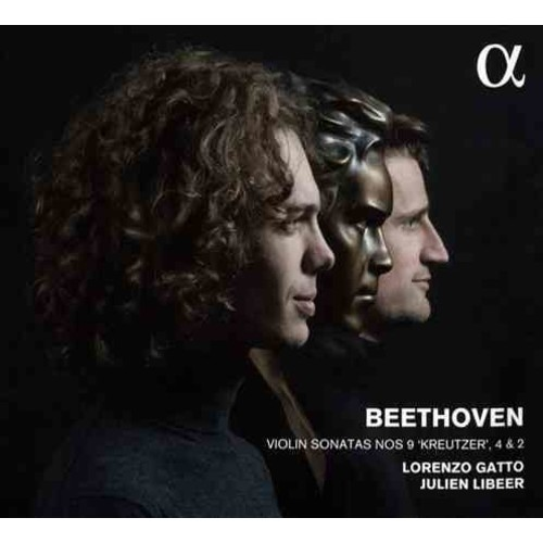 Lorenzo Gatto - Beethoven: Violin Sonatas Nos. 9