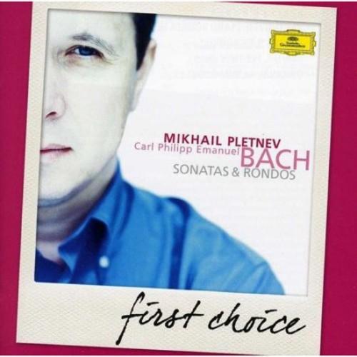 CPE Bach: Sonatas & Rondos