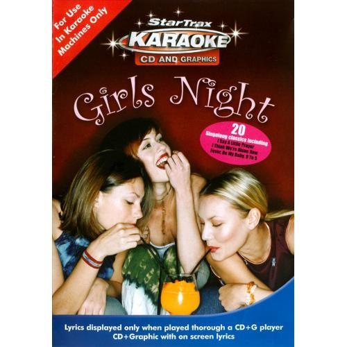 Karaoke: Girls Night [CD]