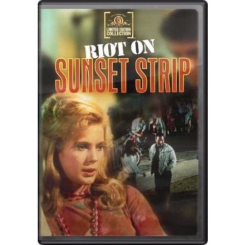 Riot On Sunset Strip: Aldo Ray, Mimsy farmer, Michael Evans, Arthur Dreifuss, Jerome F. Katzman, Sam Katzman, Orville H. Hampton: Movies & TV