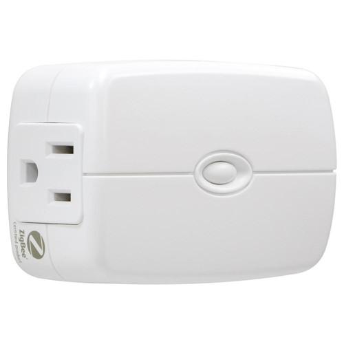 GE ZigBee Plug-In Energy Monitoring Smart Switch