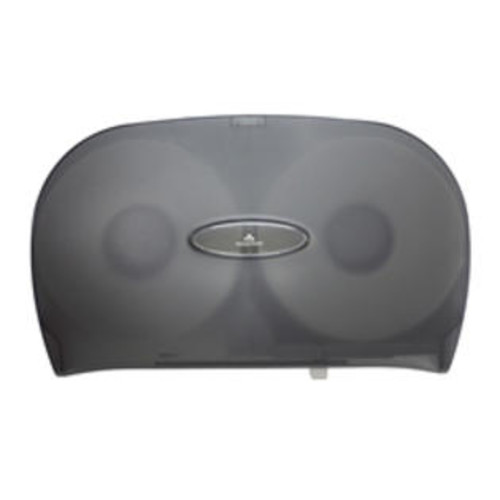 Georgia-Pacific GPC 592-09 Jumbo Jr. Two Roll Bathroom Tissue Dispenser