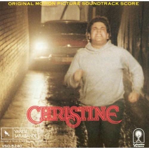 Christine [Original Motion Picture Soundtrack Score] [CD]