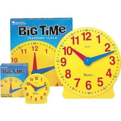 Learning Resources Classroom Clock Kit, Grades Pre-kindergarten - 4th