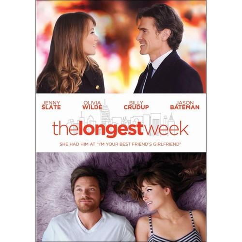 The Longest Week [DVD] [2014]