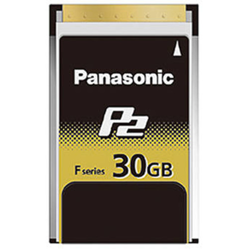 30GB F-Series P2 Memory Card