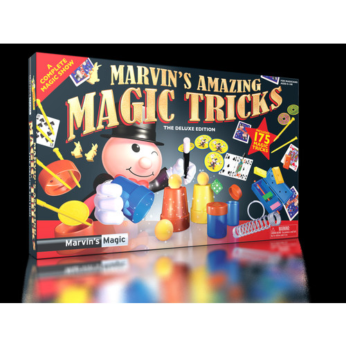 Marvin's Magic Amazing Magic 175 Tricks