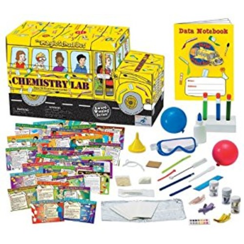 The Magic School Bus - Chemistry Lab [1]