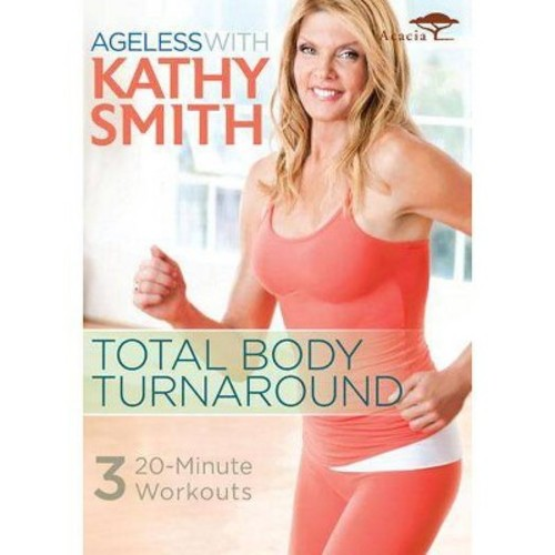 Ageless with kathy smith:Total body t (DVD)