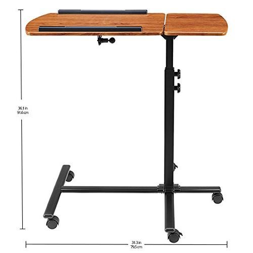 Ameriwood Home Jacob Laptop Cart