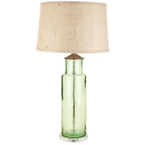 MagMileLamps 30'' Table Lamp; Green