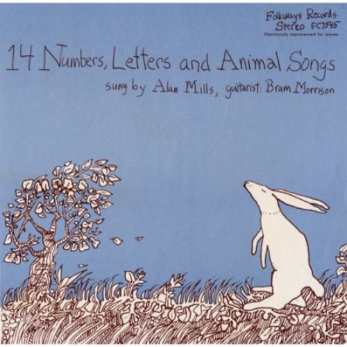 14 Numbers, Letters & Animal Songs Fo