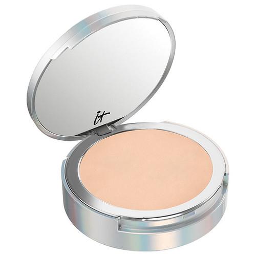 It Cosmetics Your Skin But Better CC+ Airbrush Perfecting Powder SPF 50+, Light [3 oz (9.8 ml)]