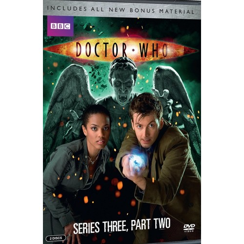 Doctor Who: Series Three, Part Two [2 Discs] [DVD]