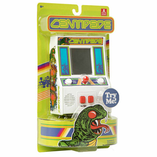 Centipede Hand Held Electronic Game