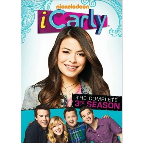 iCarly: The Complete 3rd Season [2 Discs]