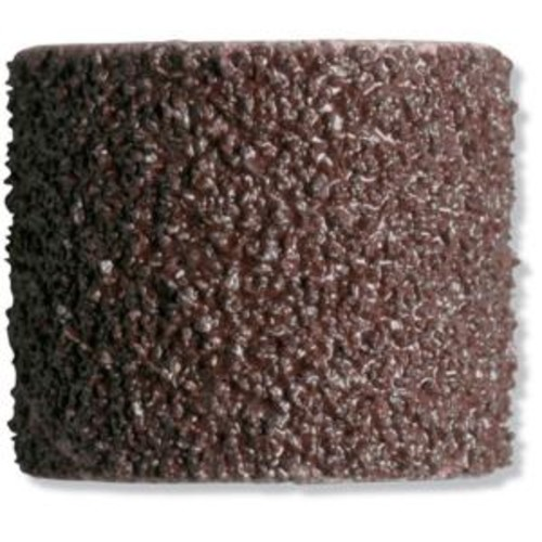 Dremel 1/2 in. 60-Grit Sanding Bands for Wood, Fiberglass, Rubber, and Metal (6-Pack)