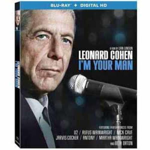 Leonard Cohen: I'm Your Man [Blu-Ray] [Digital HD]