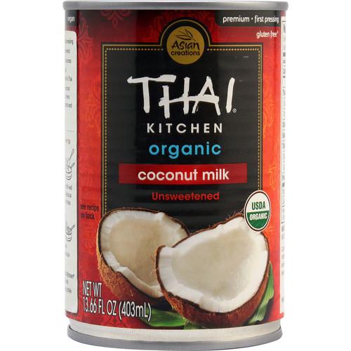 Thai Kitchen Organic Coconut Milk Unsweetened -- 13.66 fl oz