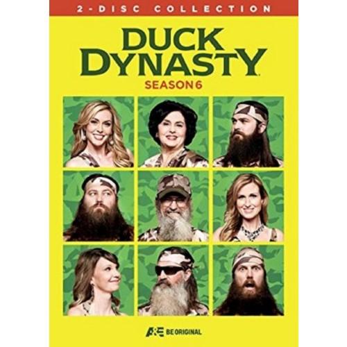 Duck Dynasty: Season 6 (2 Discs) (dvd_video)
