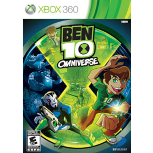 Ben 10 Omniverse: The Video Game [Pre-Owned]