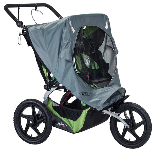 BOB Weather Shield for 2016 Fixed Wheel Duallie Strollers