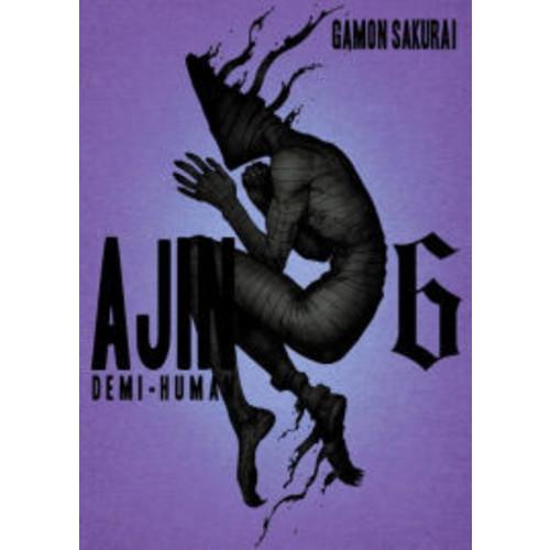 Ajin: Demi Human, Volume 6