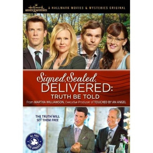 Signed Sealed Delivered:Truth Be Told (DVD)